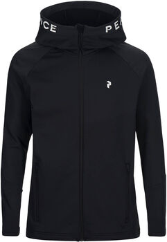 Peak Performance Rider Zip-Up Hoodie Herrer