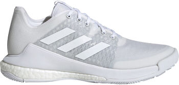 adidas Crazyflight volleyballsko Damer Hvid