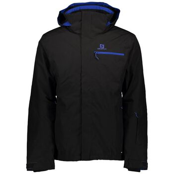 Salomon Strike Jacket Herrer Sort
