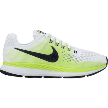 huge selection of eb1d1 f2aac Nike Zoom Pegasus 34 GS Hvid