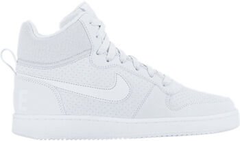 Nike Court Borough Mid Damer Hvid