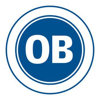 NOBRAND Emblem Odense Boldklub Mænd Blå