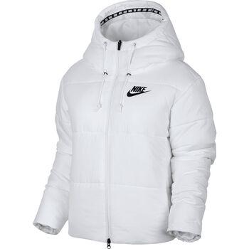 Nike NSW Syn Fill Jacket Hood Damer Hvid