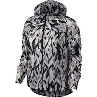 Impossbily Lightt Jacket Hood Print