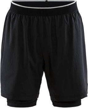 Craft Charge 2-i-1 Shorts Herrer