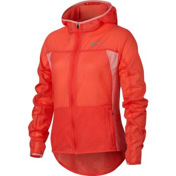 Nike Impossibly Light Running Jacket Orange