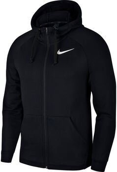 Nike Dri-FIT Hooded Fleece Training Top