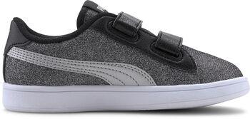 Puma Smash v2 Glitz Glam sneakers Grå