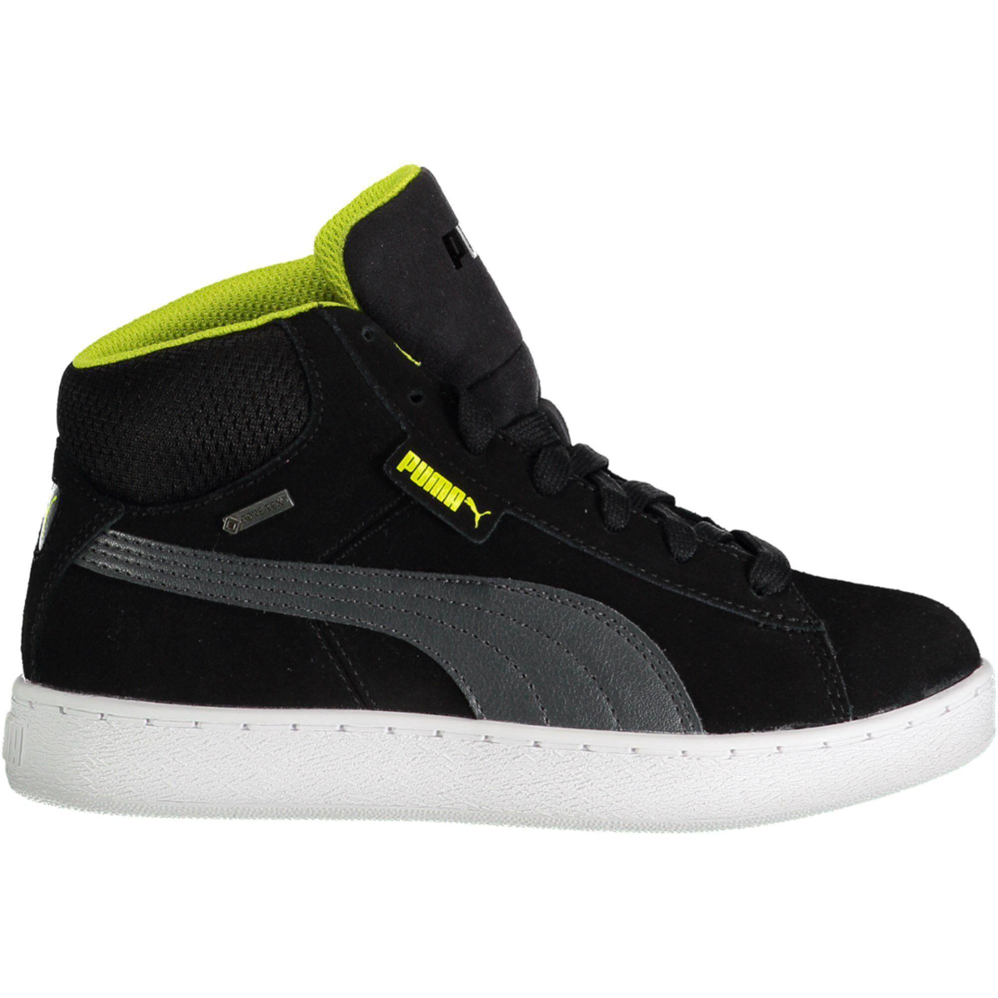 Størrelsesguide Puma herre Puma håndbold sko og tøj