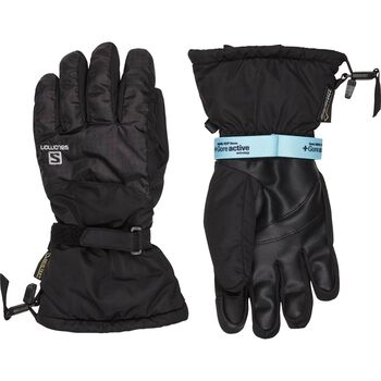 Salomon Gloves Strike Gtx® Kvinder Sort