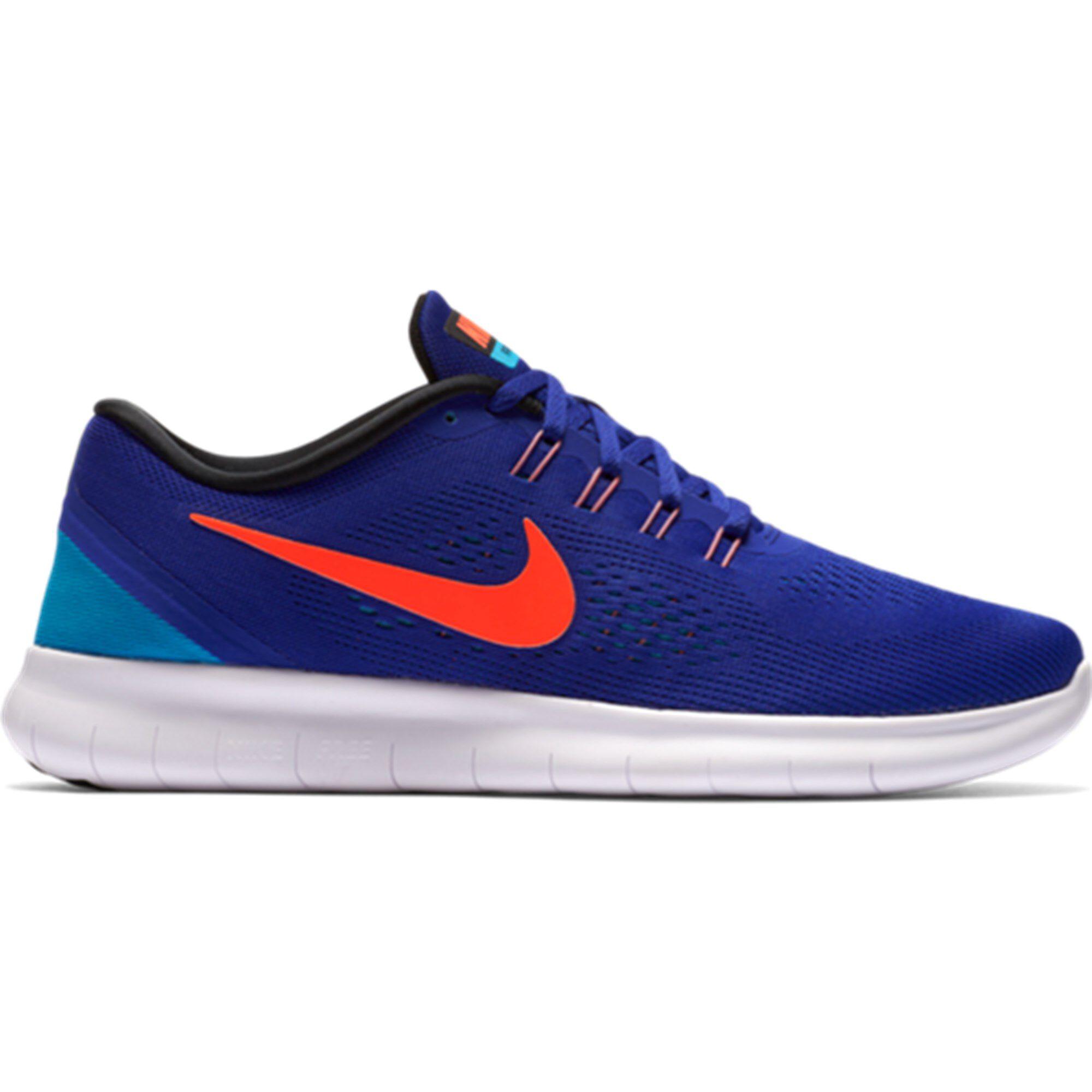 Nike Free Run - Mænd Blå