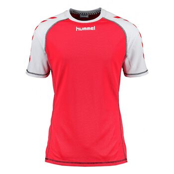 Hummel New Nostalgia Training Tee Damer Rød