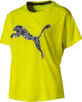 Puma Last Lap Logo Tee Damer