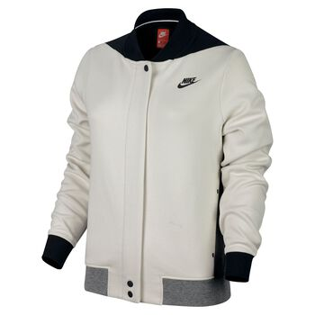 Nike Sportswear Tech Fleece Destroyer Damer Hvid
