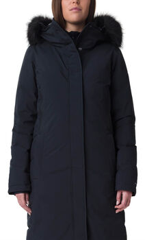 Columbia Hillsdale Parka Damer Sort