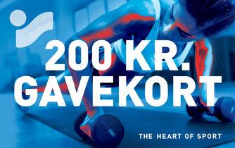 Gavekort 200,00