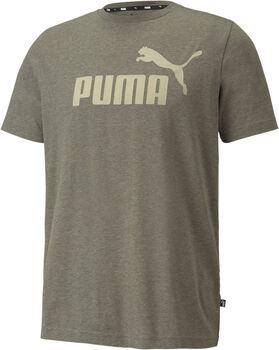 Puma Essentials Heather T-shirt Herrer