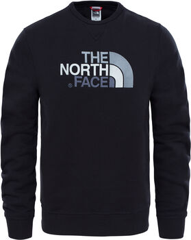 The North Face Drew Peak Crew Pullover Herrer