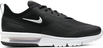 Nike Air Max Sequent 4.5 Damer Sort