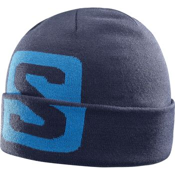 Salomon Big Fourax Beanie Blå