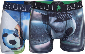 CR7 Microfiber 2-Pack Tights