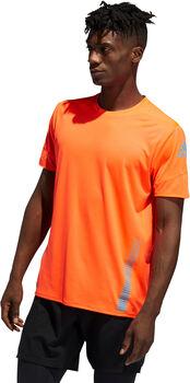 ADIDAS 25/7 Rise Up N Run Parley T-shirt Herrer