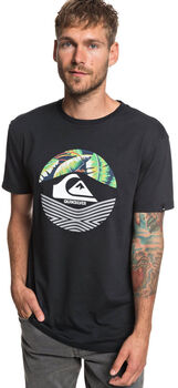 Quiksilver Stomped On SS T-shirt Herrer