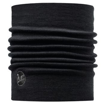 Buff Wool Thermal Halsedisse Sort