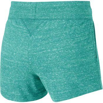 Nike Sportswear Gym Vintage Short Damer Rød