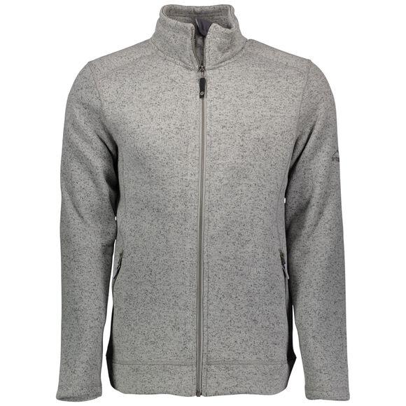 Rubin Knit Fleece Jacket
