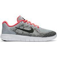 Nike Free Run 2017 - Børn Grå