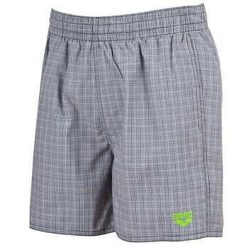 Arena Yarn Dyed Check Boxer Herrer