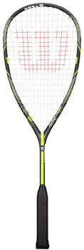 Wilson Force Team Squash Racket 1/2 CVR