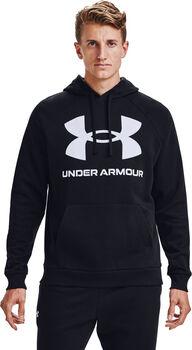 Under Armour Rival fleece Big Logo hættetrøje Herrer