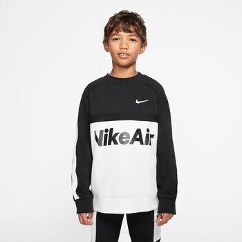 Nike Air Junior Sweatshirt Sort