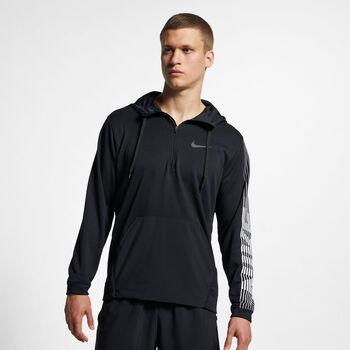 Nike Dri-Fit Fleece Hoodie Herrer