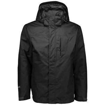 H2O Arne 3-In-1 Jacket Herrer Sort