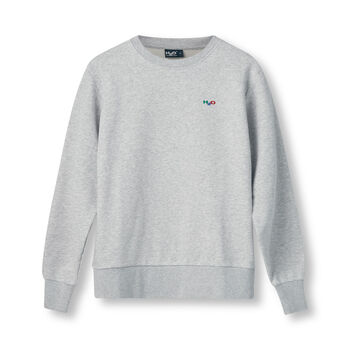 H2O Sweat O´Neck - Sweatshirt. Herrer