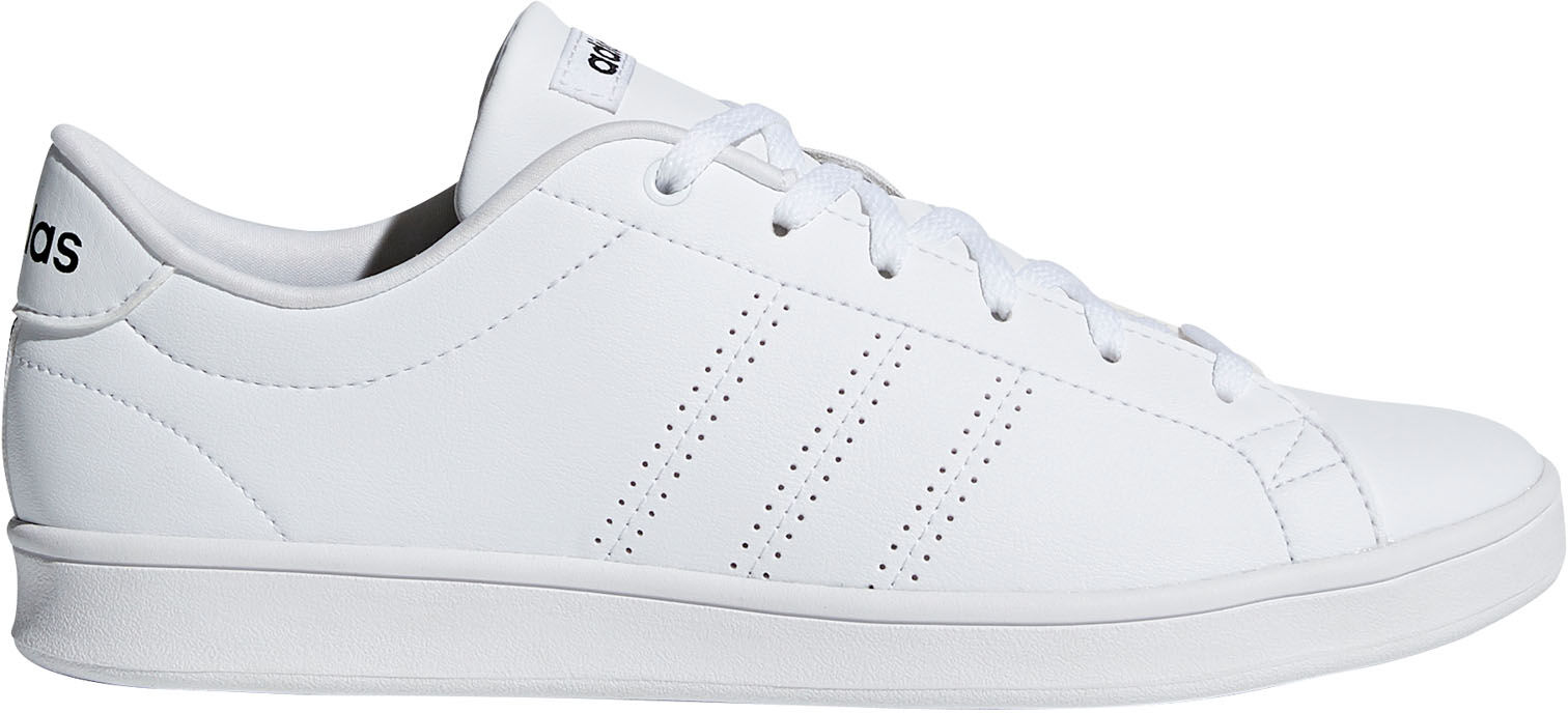 Adidas Cloudfoam Daily Qt Clean Wit | Adidas Sneakers Dames