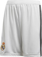 adidas Real Madrid Home Shorts 18/19 - Børn