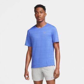 Nike DRI-FIT Miler - Løbe T-shirt. Herrer