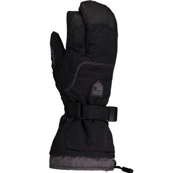 Hestra Gauntlet Vinterhandsker 3 Finger Sort