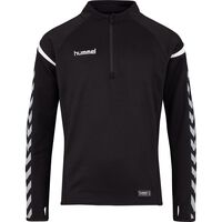 Hummel Auth. Charge Training Sweat - Børn Sort