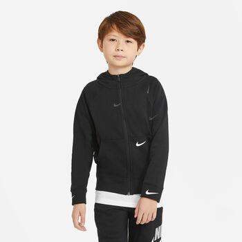 Nike Sportswear Swoosh fleece hættetrøje
