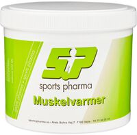 Sports pharma Muskelvarmer 500 Ml
