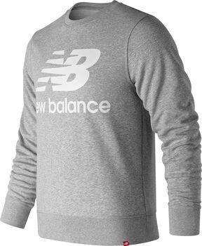 New Balance Essentials Stacked Logo Trøje Herrer