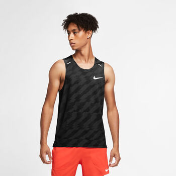 Nike Miler Future Fast Top Herrer Sort