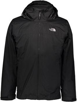 The North Face Arashi Triclimate Jacket Herrer Sort