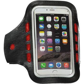 PRO TOUCH Led Sportsarmband Iphone 6 Sort