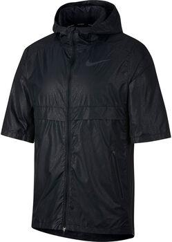 Nike Shield SS Running Jacket Herrer Sort